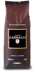 Carracci Milano 100% arabica 1000g zrno