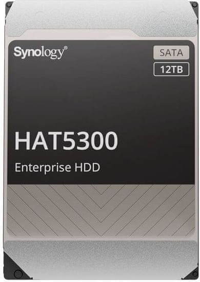 "Synology HAT5300-12T, 3.5"" - 12TB"
