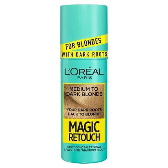 Loreal Paris sprej za prekrivanje izrasta Magic Retouch, 7.3 Medium to Dark Blonde