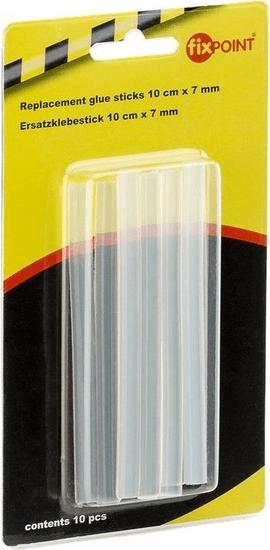 Fixpoint náhradné tavné tyčinky 7mm, dĺžka 15cm 10ks; 56637