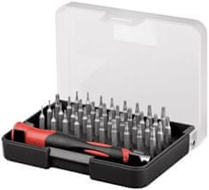 Fixpoint Micro bit set - 39ks - z vysoko kvalitnej S2 nástrojovej ocele; 77276