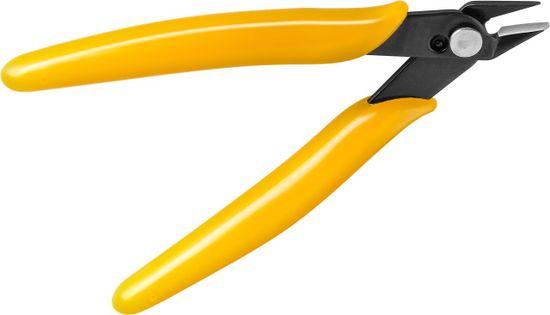 Fixpoint kliešte so šikmými čeľusťami, 125 mm; 77005