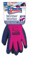 Spontex Winter Worker rukavice M