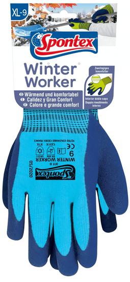 Spontex Winter Worker rukavice XL