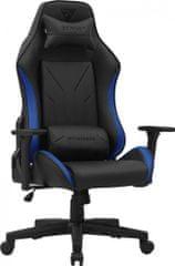 SENSE7 Netrunner, černá/modrá