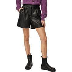 Vero Moda Dámské kraťasy VMSOLAFIE 10240291 Black (Velikost M)