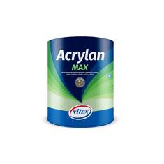 Vitex Acrylan MAX (750ml) - kvalitní akrylátová fasádní barva pro venkovní použití
