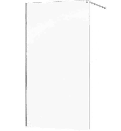 Mexen Kioto sprchová zástena Walk-In 8mm, 30x200 cm, číre sklo, 800-030-000-00-00