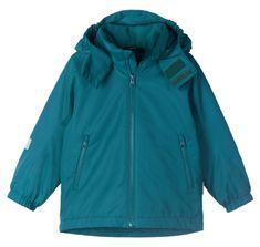 Reima fantovska zimska jakna Reili 521659A-7710, 104, turkizna