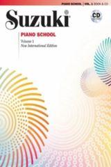 Suzuki Piano School 1 + CD