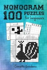 100 Nonogram Puzzles for Beginners