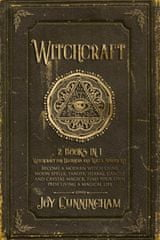 Witchcraft: 2 books in 1 -Witchcraft for Beginners and Wicca Starter Kit- Become a modern witch using moon spells, tarots, herbal,