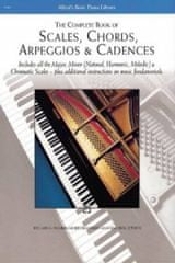 Complete Book of Scales, Chords, Arpeggios