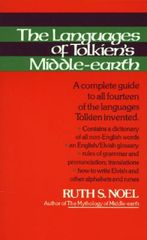 Language of Tolkien's Middle Earth