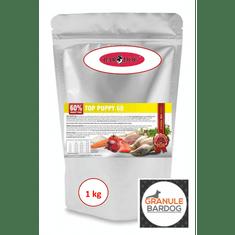 Bardog Lisované granule za studena Top Puppy 60 - 15 kg 1 kg