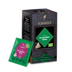 Floragold Bylinný čaj BIO Květy heřmánku (celé) 15 ks