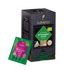 Floragold Bylinný čaj BIO Lístky máty peprné (řezané) 15 ks