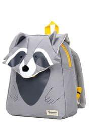 Samsonite Batoh Happy Sammies ECO Raccoon Remy S