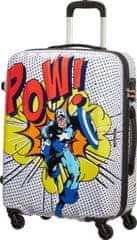American Tourister Střední kufr Marvel Legends Captain America Pop Art