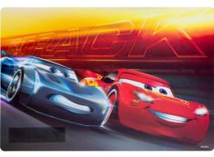Cars 3 D podložka Cars