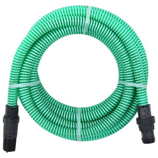 shumee Sacia hadica s PVC konektormi 4 m 22 mm zelená