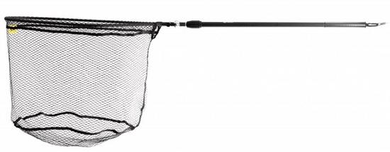 Fencl Prívlačový podberák Predator Špeciál XL teleskop karbón s pogumovanou sieťou