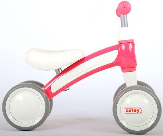 Qplay Cutey Ride On odrážadlo - Pink