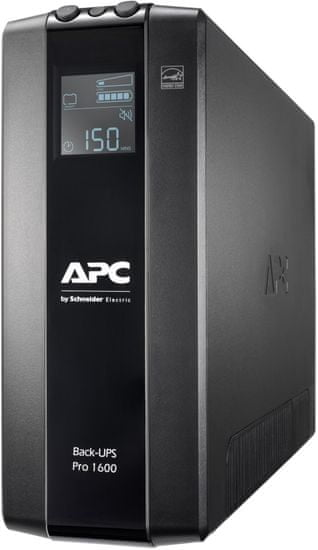 APC Back UPS Pro BR 1600VA, 960W (BR1600MI)