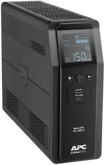 APC Back-UPS Pro BR 1600VA (BR1600SI)
