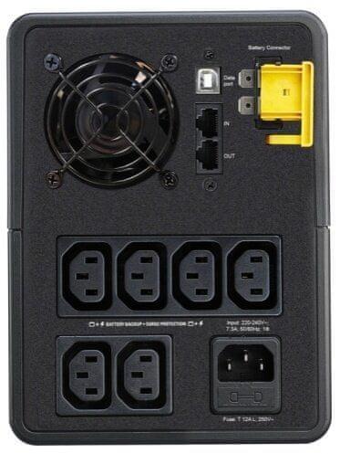 APC Back-UPS 1600VA, 900W (BX1600MI)