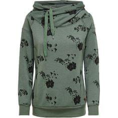 ONLY Ženska majica ONLJALENE Regular Fit 15149131 Balsam Green (Velikost XS)