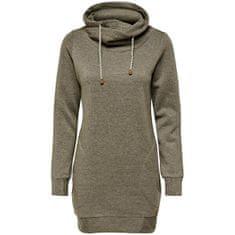 ONLY Ženska majica ONLBETTE Regular Fit 15147136 Tarmac (Velikost XS)