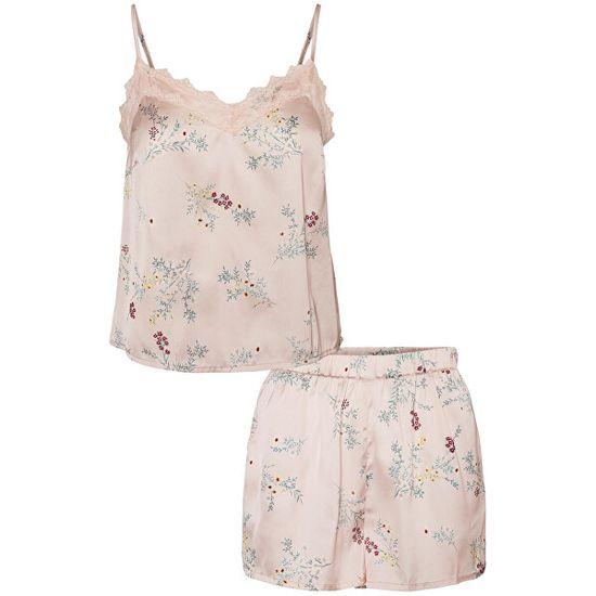 Vero Moda Nő pizsama VMSILLE 10254108 Misty Rose