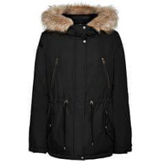 Vero Moda Dámská bunda VMAGNESBEA 10247466 Black (Velikost S)
