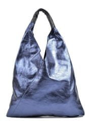 Isabella Rhea Nákupní taška Isabella Rhea 8052 BLU JEANS