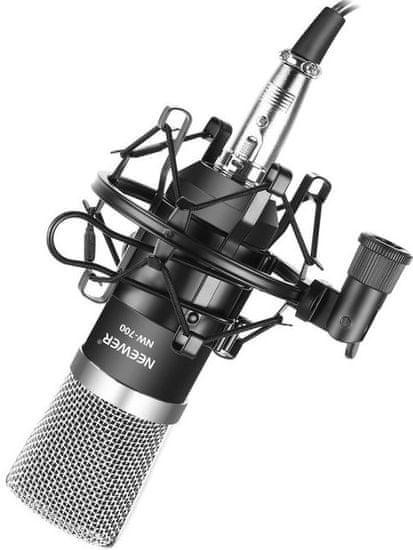Neewer NW-700 kondenzátorový mikrofón