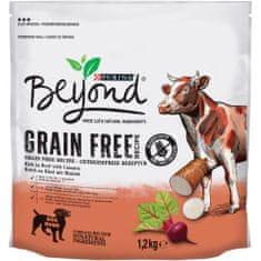 BEYOND Granule Grain Free s hovězím a maniokem, 6 × 1,2 kg