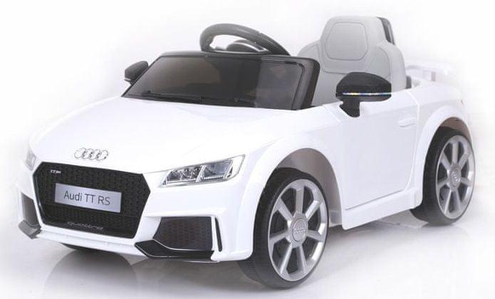 Eljet Dětské elektrické auto Audi TT RS bílá