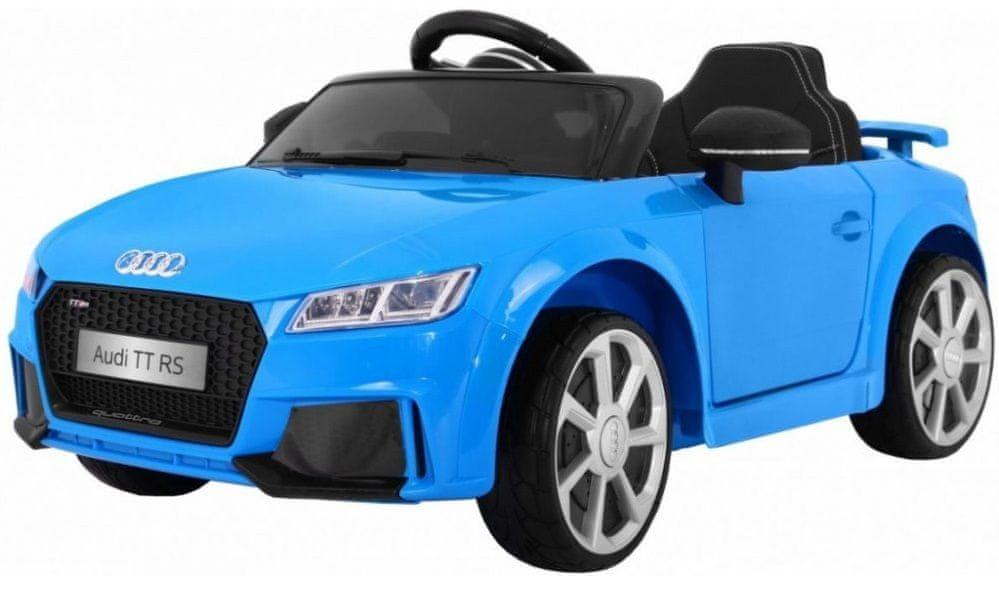 Eljet Dětské elektrické auto Audi TT RS modrá