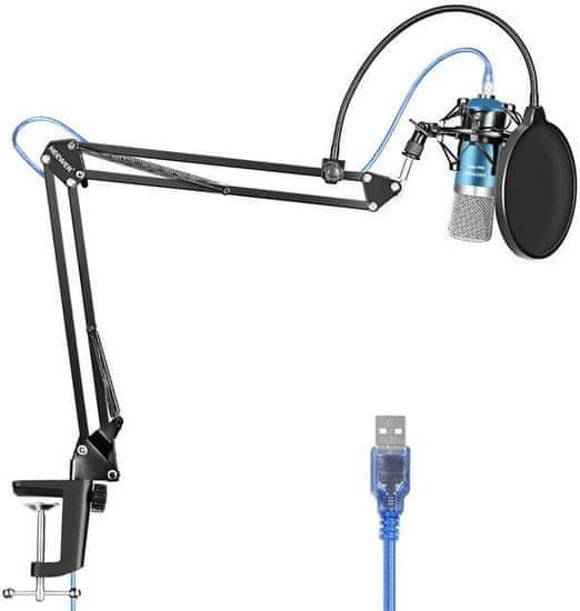 Neewer NW-7000 USB profesionálna zostava 6v1