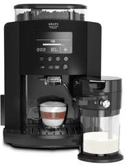 KRUPS ekspres do kawy EA819N10 Arabica Latte czarny