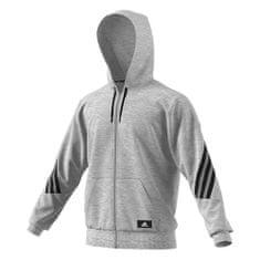 Adidas M FI 3S FZ, M FI 3S FZ | H39780 | MGREYH | XL