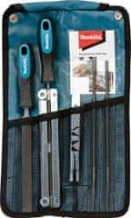 Makita D-72154 set za brušenje verige 4,0 mm v torbici