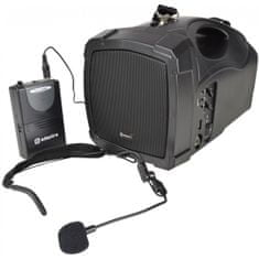 Adastra H25B řečnický systém pro průvodce, 25W, VHF/BT/FM