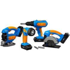 Narex JUNIOR TOOL BOX dětské pracovní nářadí na baterie