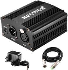 Neewer Fantomový síťový napáječ mikrofonu