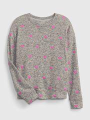 Gap Dětské tričko snit cross back top XXL