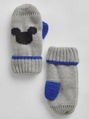 Gap Dětské rukavice palčáky Mickey S/M