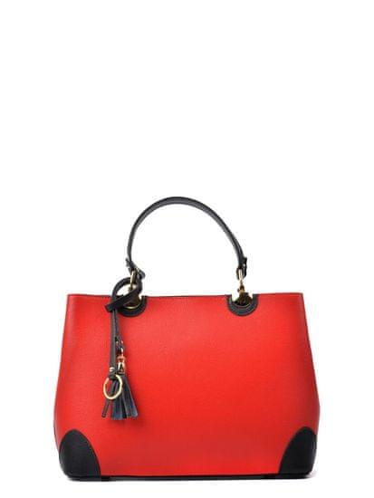 Isabella Rhea Horní taška na rukojeť Isabella Rhea 462 NERO ROSSO