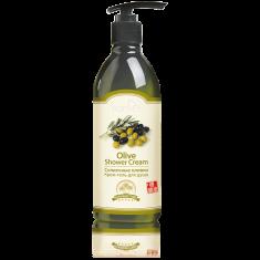 TianDe  Krémový sprchový gel Slunečné olivy 350 g